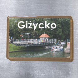 magnes Giżycko most